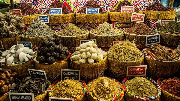 Аттар магазины трав Шарм-эль-Шейх