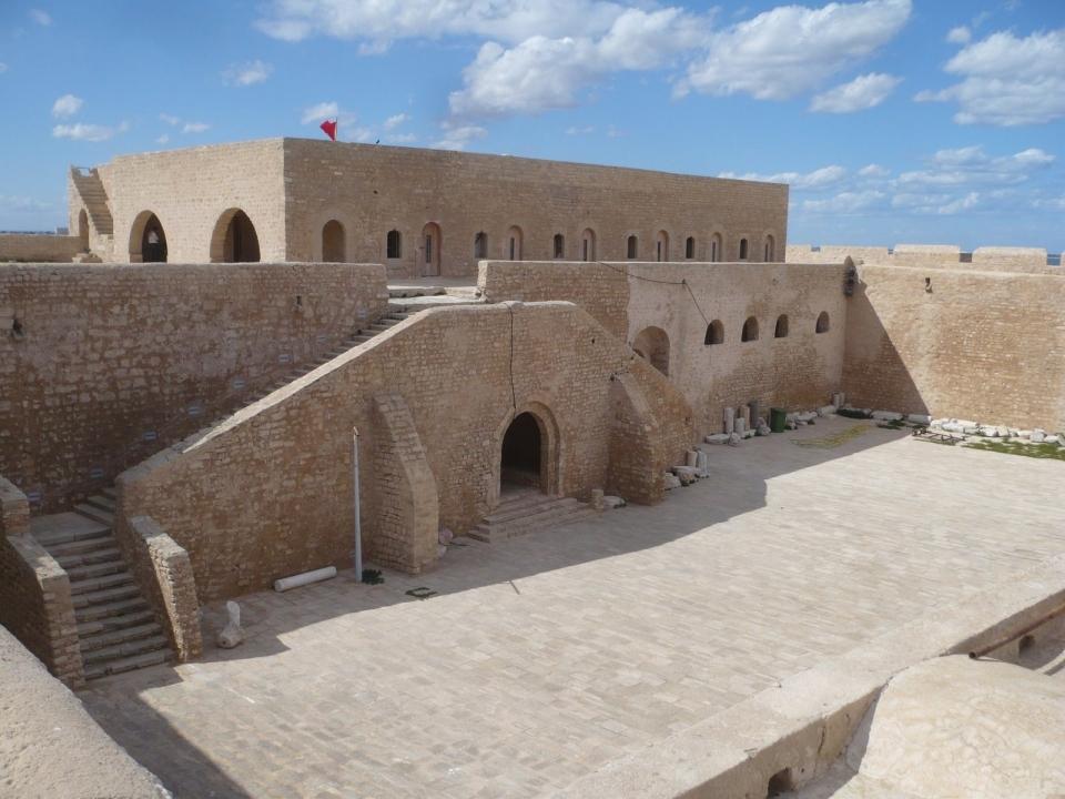 Бордж эль Кабир, Джерба Тунис