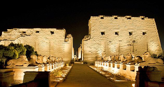 Карнакский храм, Луксор