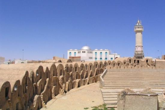 Меденин, Тунис Джерба