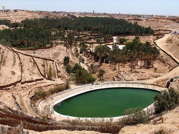 Нефта, Тунис Джерба