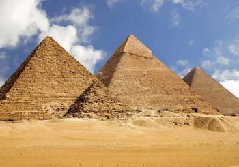 В двух словах о путешествии в Египет