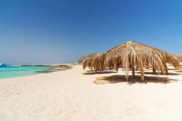 Остров Гифтун, Египет, Хургада