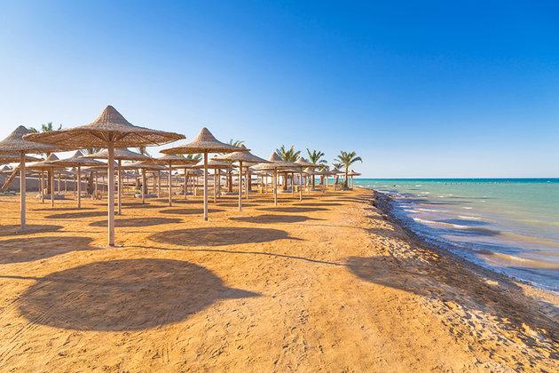Пляжи Хургады, Египет