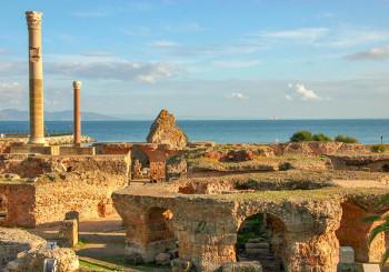 Карфаген в Тунисе
