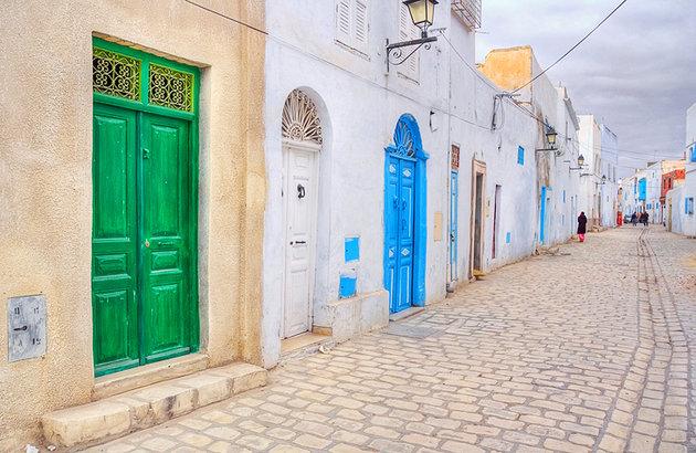 Медина, Тунис