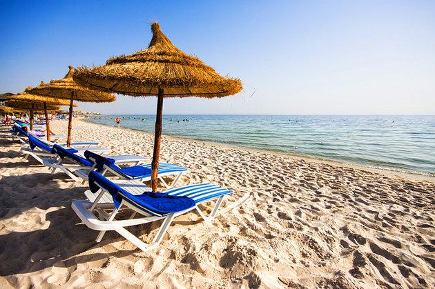 Порт-эль-Кантауи Тунис