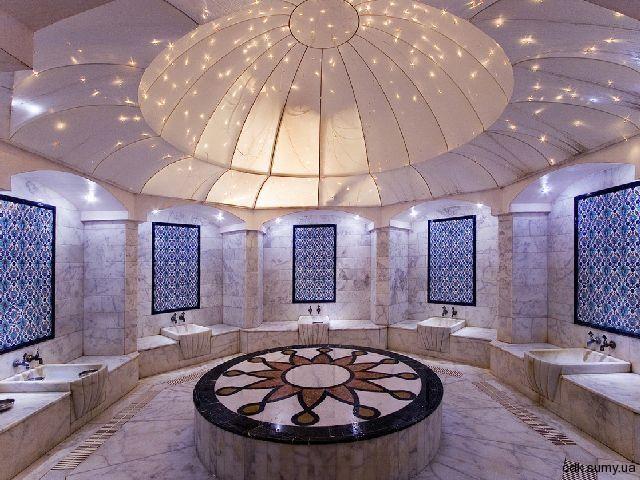 турецких банях