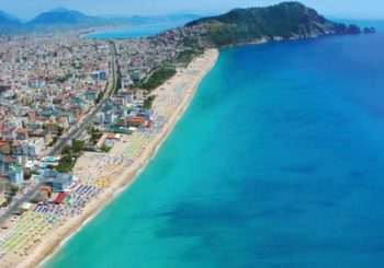Онлайн веб камера пляж Клеопатры
