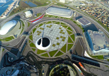 Онлайн веб камера Олимпийский парк, Сочи