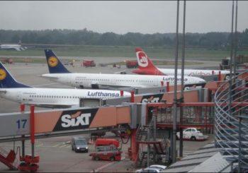 Онлайн веб камера аэропорт Гамбург