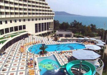 Онлайн веб камера отель Caprice Thermal Palace, Дидим