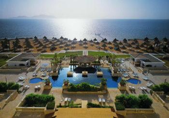 Онлайн веб камера отель Sheraton Sharm Шарм-эль-Шейх