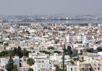 Онлайн веб камера панорама Тунис