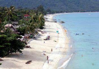 Онлайн веб камера пляж Чавенг, Самуи,