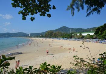 Онлайн веб камера пляж Карон