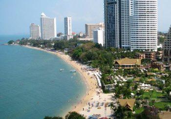 Онлайн веб камера центральный пляж, Паттайя,