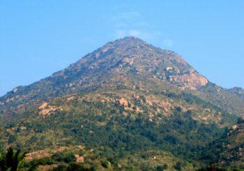 Онлайн веб камера гора Аруначала, Тируваннамалай, Индия