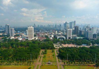 Онлайн веб камера Индонезия Джакарта