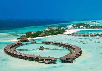 Онлайн веб камера Мальдивы Южный Мале остров Олувели