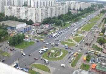 Онлайн веб камера Москвы Алтуфьевское шоссе