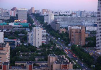 Онлайн веб камера Москвы улица Профсоюзная