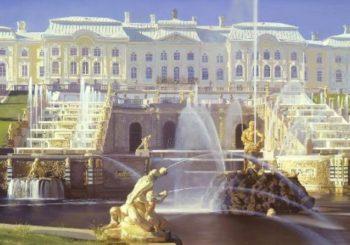 Онлайн веб камера Санкт-Петербурга Петергоф