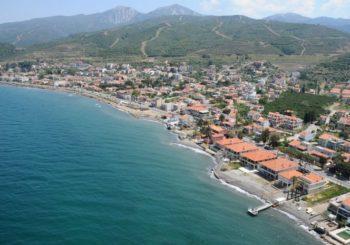 Онлайн веб камера Турция Измирский залив