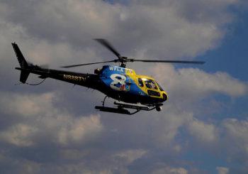 Онлайн веб камера на вертолете Channel 8 news