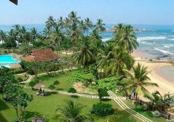 Онлайн веб камера пляж Аругам-Бэй, Шри-Ланка