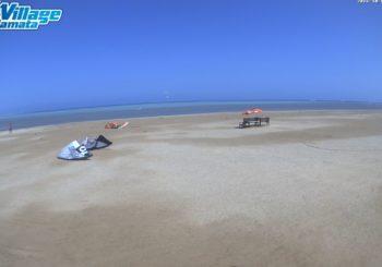 Онлайн веб камера пляж Хамата, Египет