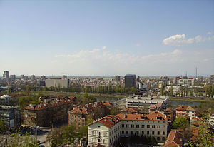 Онлайн веб камера Болгария Пловдив район Кършияка