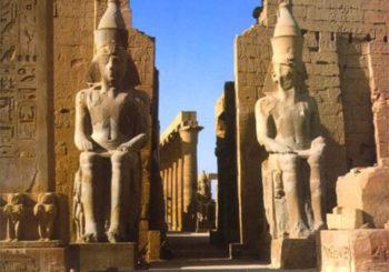 Онлайн веб камера Египет Луксор Карнакский храм