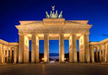 Онлайн веб камера Германия Берлин Бранденбургские ворота