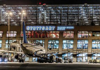 Онлайн веб камера Германия аэропорт Штутгарта
