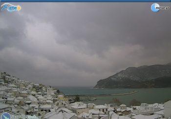 Онлайн веб камера Греция остров Скопелос