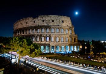 Онлайн веб камера колизей Древнего Рима, Италия