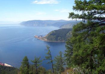 Онлайн веб камера озеро Байкал Листвянка Россия