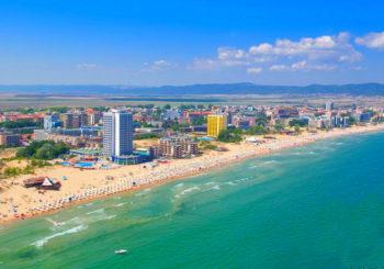 Онлайн веб камеры Солнечного Берега в Болгарии