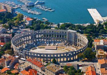 Онлайн веб камеры Хорватии в прямом эфире