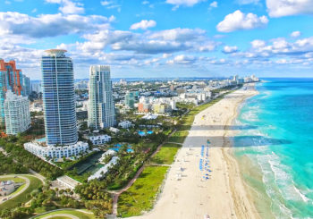 Онлайн веб камеры Майами в США