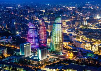 Онлайн веб камеры Баку Азербайджан