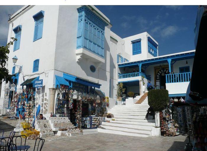 кафе Nattes, Тунис