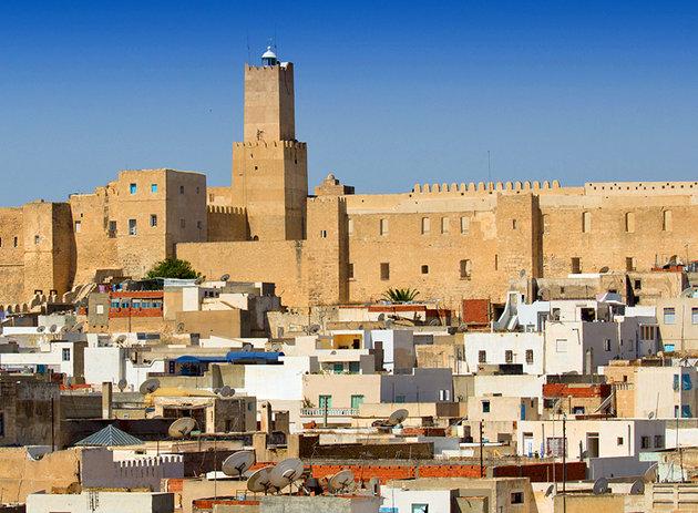 Башни Рибата Тунис