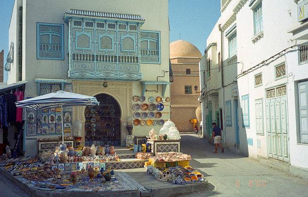 Новый город Тунис