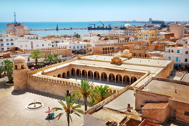 Великая мечеть Сус Тунис