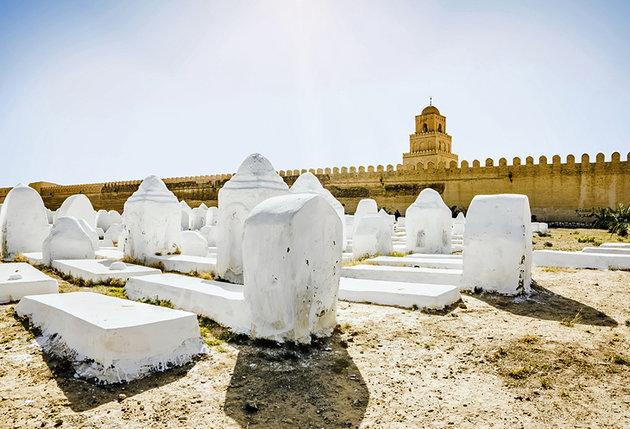 Ворота Lalla Rihana Gate Тунис