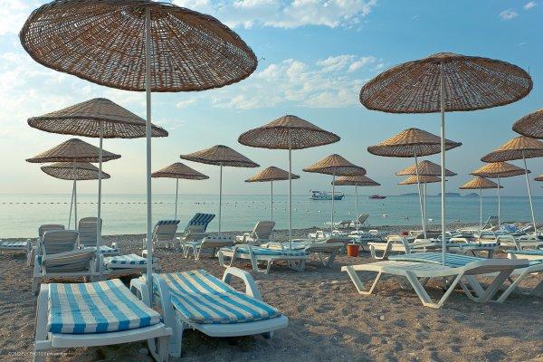 курортный сезон в Турции