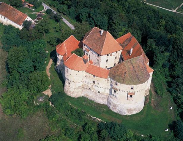 замок Велики Табор