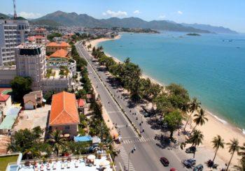 Онлайн веб камера набережная Нячанг, Вьетнам